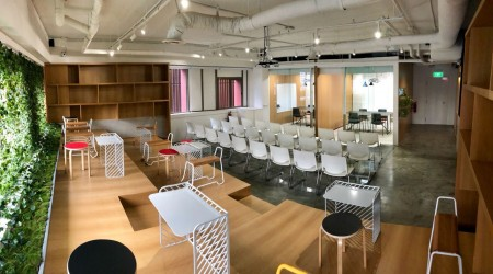 Event Space For Every Agenda