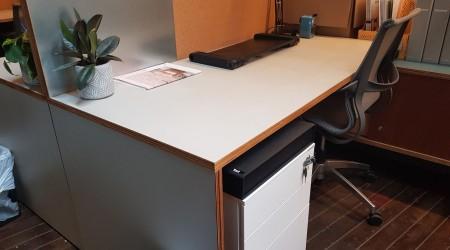 Quiet Dedicated Desk