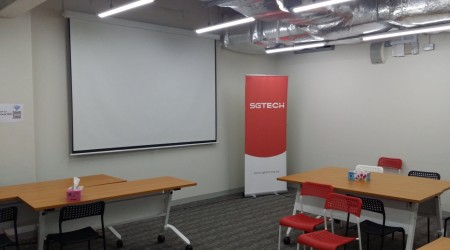 Training + Event Space for 80 pax