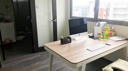 Desk @ Gambas Crescent