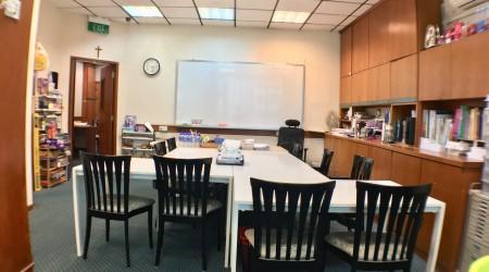 10 Pax Classroom @ Katong