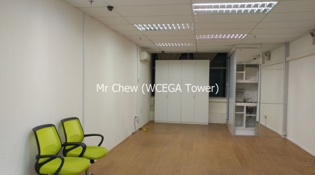 WCEGA Tower Office Space for Rent