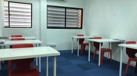 Goldhill Centre Tuition room