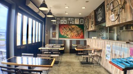 Seok Seng Bicycle Cafe Event Space