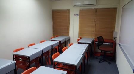 Global Education Hub Room 1