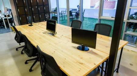 Dedicated Desk @ TradingPLC Bugis